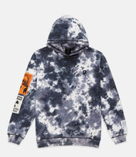 Load image into Gallery viewer, DISINTEGRATION HOODIE - BLACK