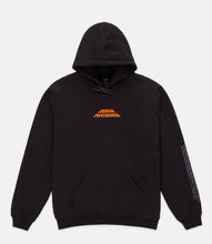 Load image into Gallery viewer, AMERICAN PSYCHOSIS HOODIE - BLACK