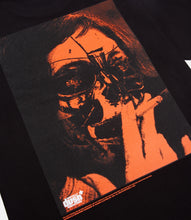 Load image into Gallery viewer, HEARTLESS S/S TEE - BLACK