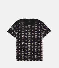 Load image into Gallery viewer, NOXIOUS FUMES S/S TEE - BLACK