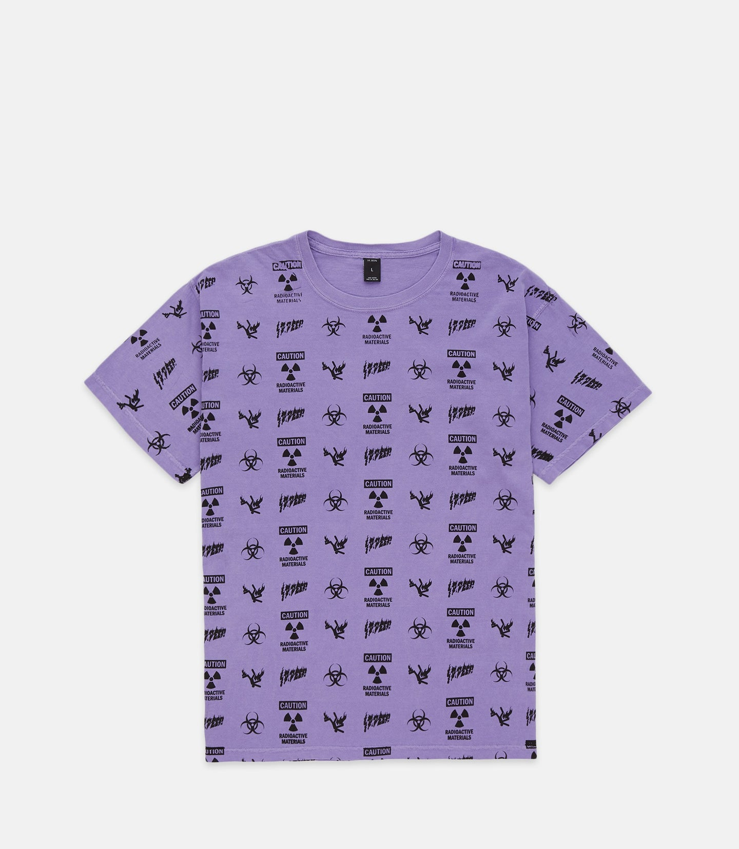 NOXIOUS FUMES S/S TEE - PURPLE