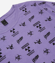 Load image into Gallery viewer, NOXIOUS FUMES S/S TEE - PURPLE