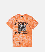 Load image into Gallery viewer, NUCLEAR FAMILY S/S TEE - ORANGE