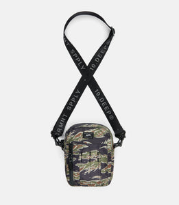FLIGHT SATCHEL - TIGER CAMO
