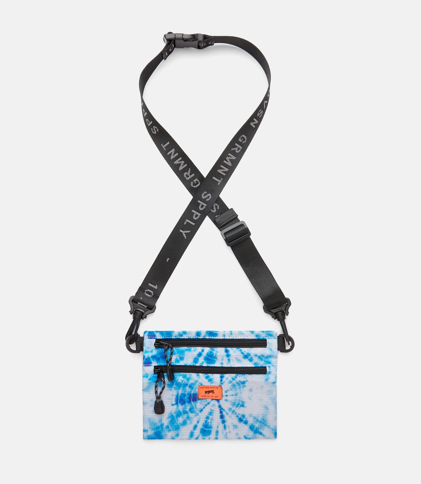 DIVISION SIDE BAG - BLUE