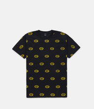 Load image into Gallery viewer, CONGLOMERATE TEE - BLACK