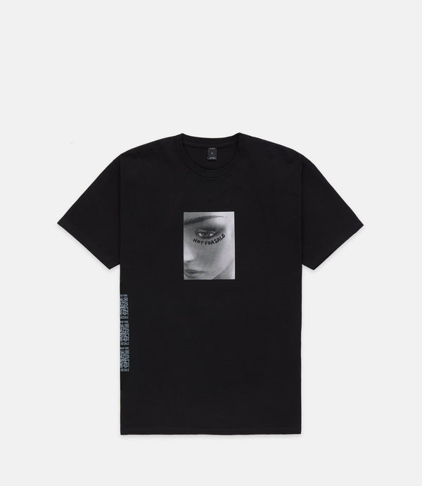 NOT 4 SALE TEE - BLACK