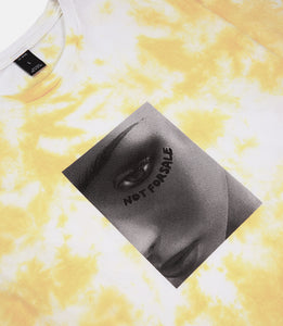 NOT 4 SALE TEE - YELLOW