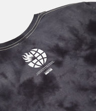 Load image into Gallery viewer, CATACLYSM TEE - BLACK TIE DYE