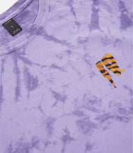 Load image into Gallery viewer, TIGER STRIKE TEE - PURPLE