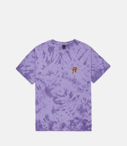 TIGER STRIKE TEE - PURPLE