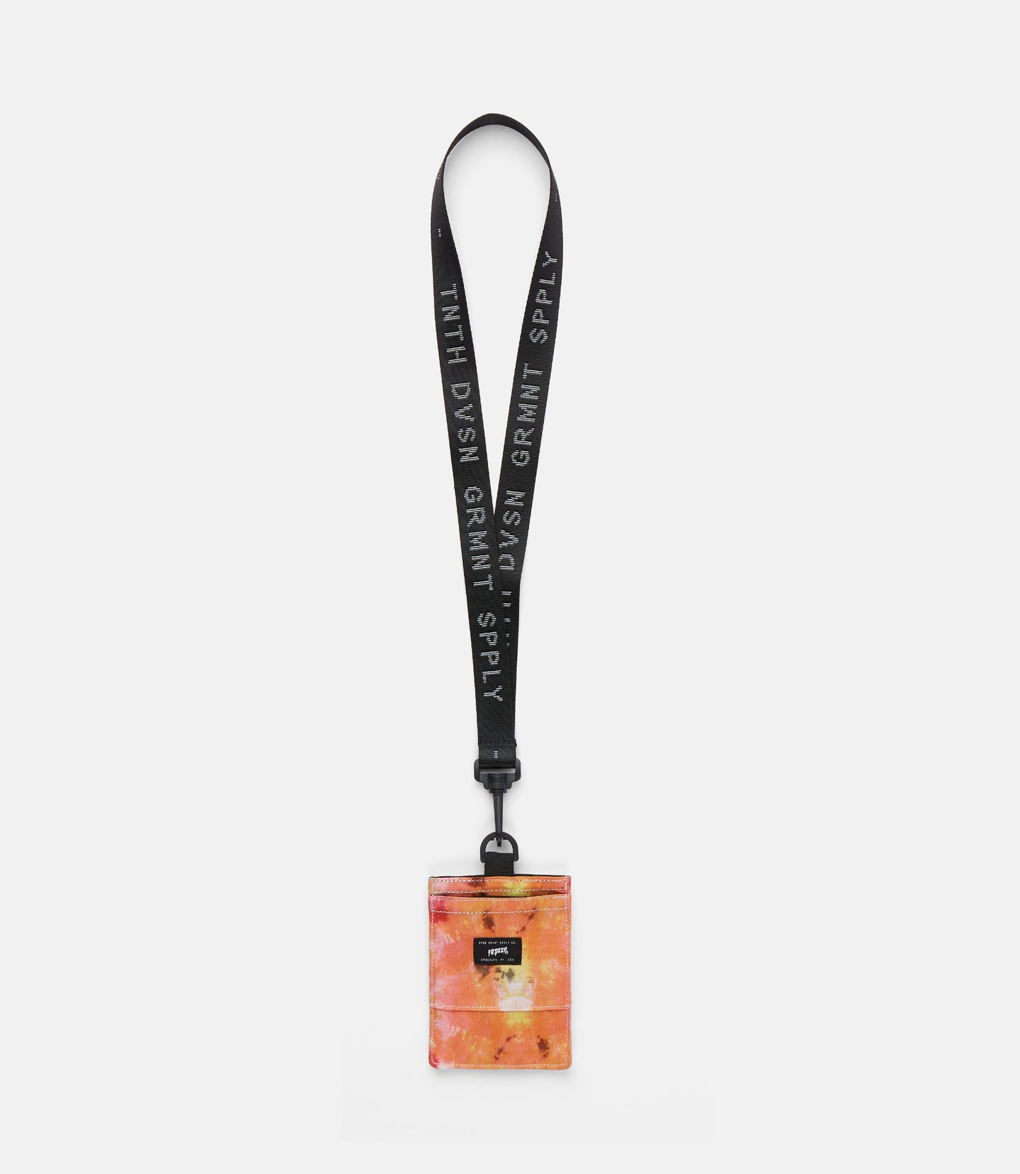 ADMISSION WALLET - ORANGE