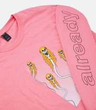 Load image into Gallery viewer, HEAD START L/S TEE - PINK