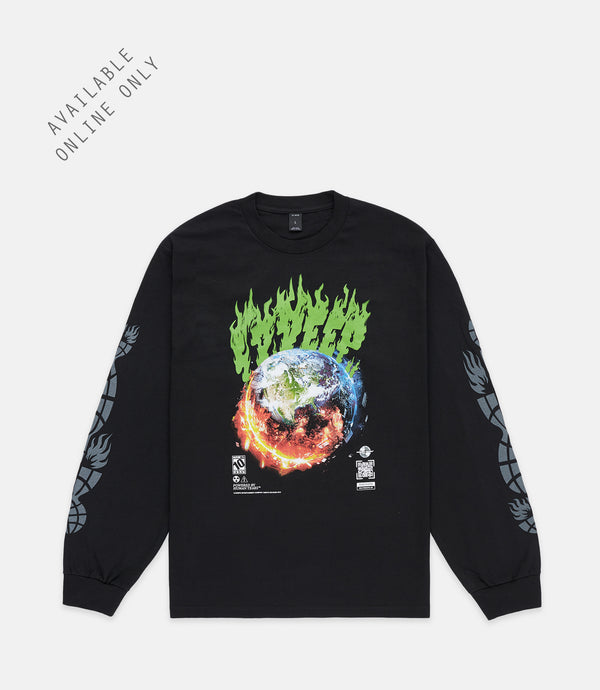 CATACLYSM L/S - BLACK