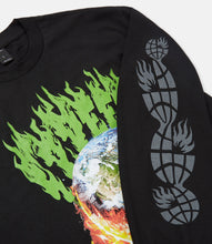 Load image into Gallery viewer, CATACLYSM L/S - BLACK