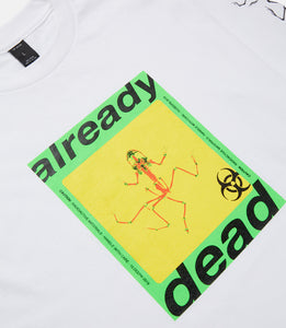 ALREADY DEAD L/S - WHITE