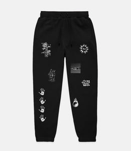 NEW NORMAL SWEATPANT - BLACK