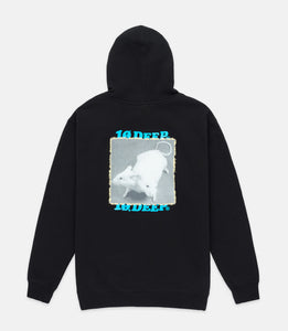 NEW NORMAL HOODIE - BLACK
