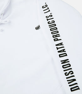 HEARTLESS HOODIE - WHITE