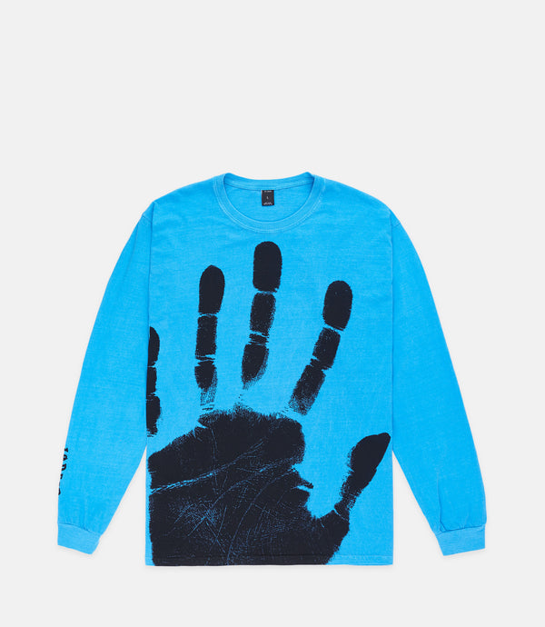 DEFINITION L/S TEE - MARINE BLUE