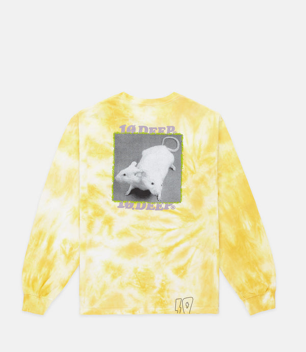 NEW NORMAL L/S - YELLOW