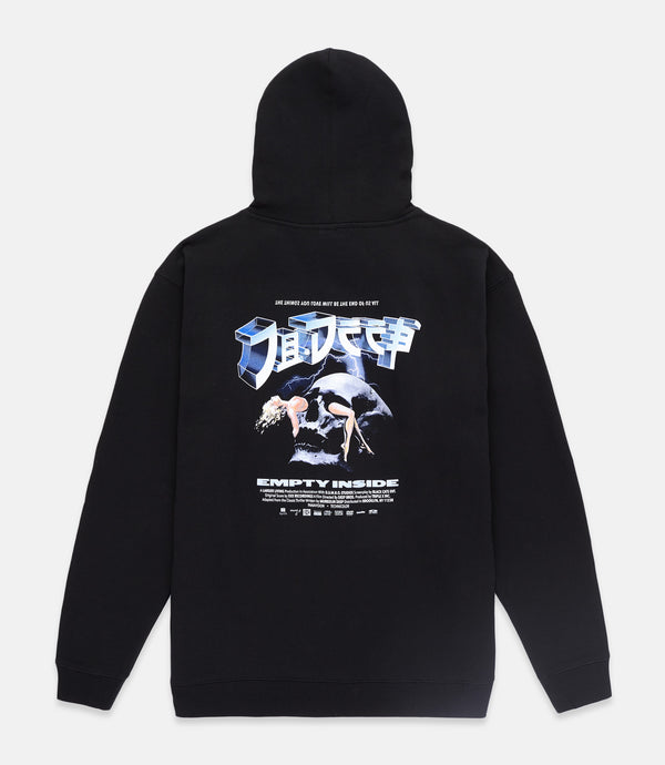 END GAME HOODIE - BLACK