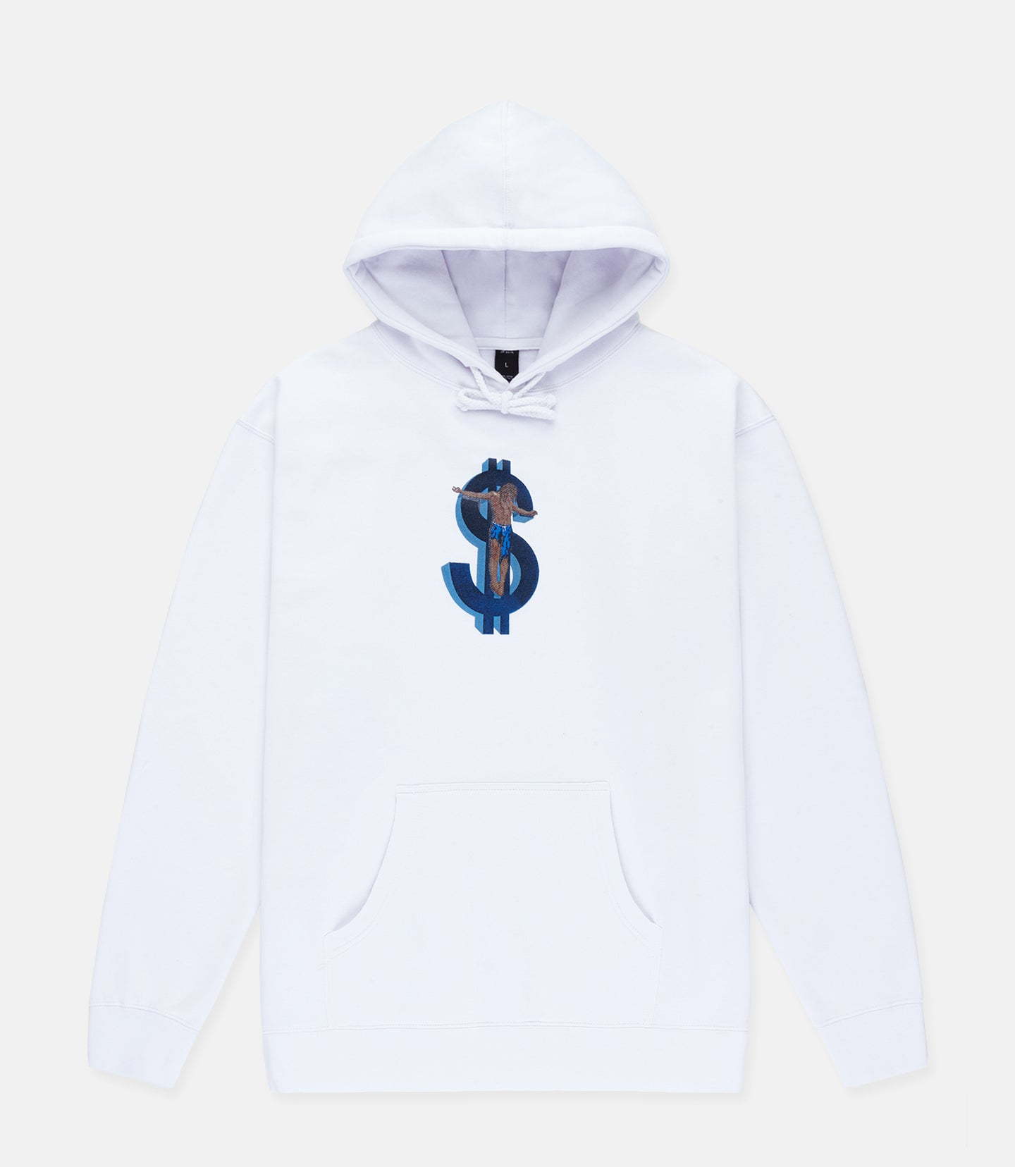 HISTORY PART 2 HOODIE - WHITE