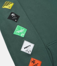 Load image into Gallery viewer, PROHIBITED HOODIE - GREEN