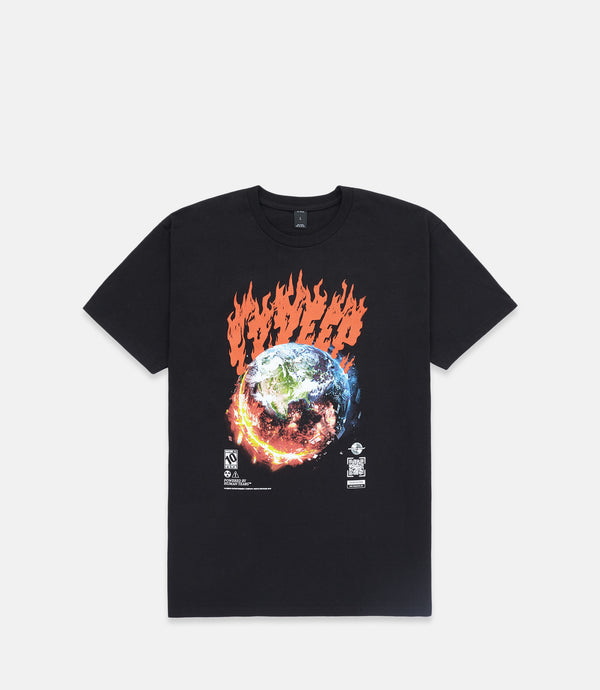 CATACLYSM TEE - BLACK