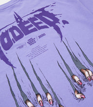 Load image into Gallery viewer, FAREWELL S/S TEE - PURPLE