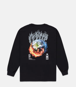 CATACLYSM L/S - BLACK/GREY