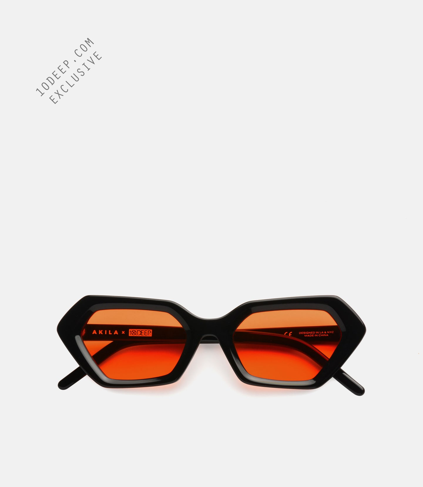 10.DEEP X AKILA 720 GLASSES -