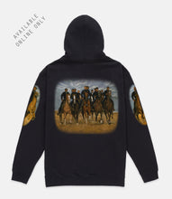 "Load image into Gallery viewer, 10.DEEP® X KOLONGI ""FREEDOM RIDERS"" HOODIE - BLACK"