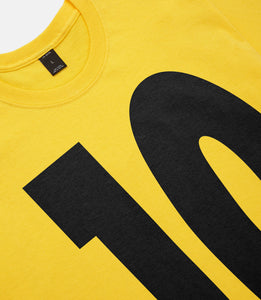 BIG VISION TEE - YELLOW