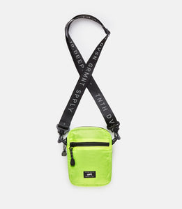 DIVISION SATCHEL - NEON YELLOW