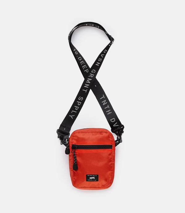 DIVISION SATCHEL - RED