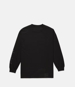 EX FILES L/S - BLACK