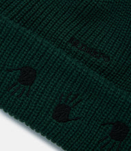 Load image into Gallery viewer, MANY HANDS BEANIE - GREEN