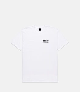 WANTED S/S - WHITE