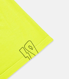 WANTED S/S - NEON YELLOW