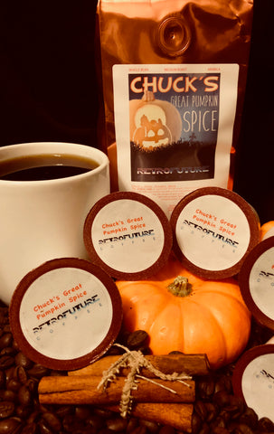 Chuck's Great Pumpkin Spice Coffee