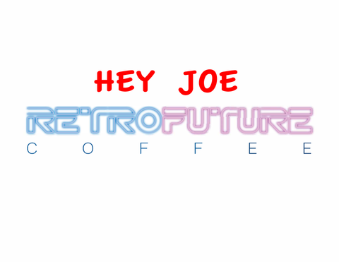 Case of Hey Joe 2oz bags for brewing coffee at an establishment