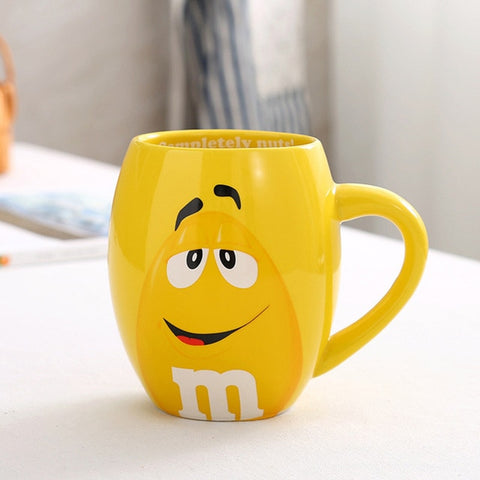 M & M Beans Coffee & Tea Mugs