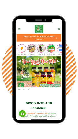 Download App The Daily Detox