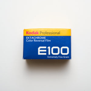 Kodak Ektachrome E100 - 35mm/36exp