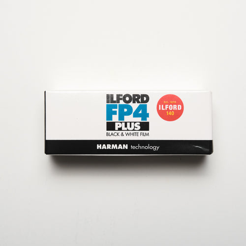 Ilford FP4 Plus 125 - 120