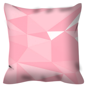 Agave Pillow - Coral