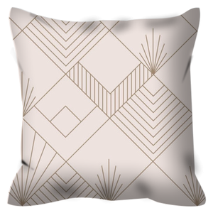 Anza Pillow - Coral