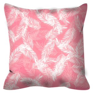 Areca Pillow - Coral