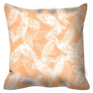Areca Pillow - Salmon